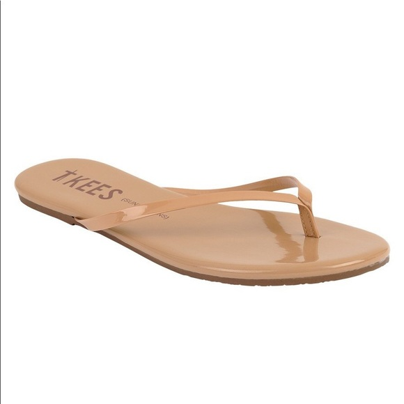 b78a3d5ee19 TKEES Shoes - TKEES Sunscreens Thongs Cocobutter